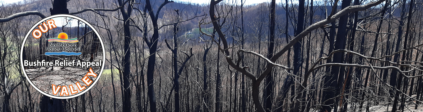 Nambucca Valley Council Bushfire Relief Appeal