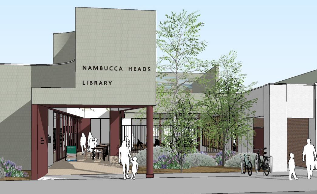 Nambucca Heads Library and Cultural Precinct Concept
